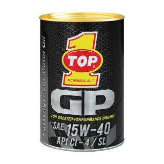 TOP 1 GP 15W-40 API CI-4 / SL
