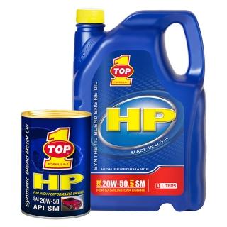 TOP 1 HP 20W-50 API SM