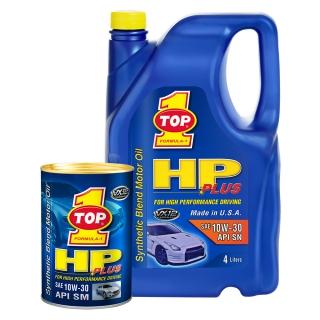 TOP 1 HP PLUS 10W-30 API SM / SN