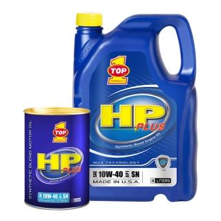 TOP 1 HP PLUS 10W-40 API SN