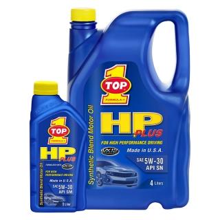 TOP 1 HP PLUS 5W-30 API SM / SN