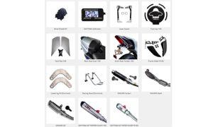 9 Daftar Harga Aksesoris Yamaha All New R15 VVA Ori Terbaru