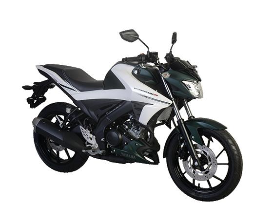 All New Vixion R Tahun 2017 Green Silver