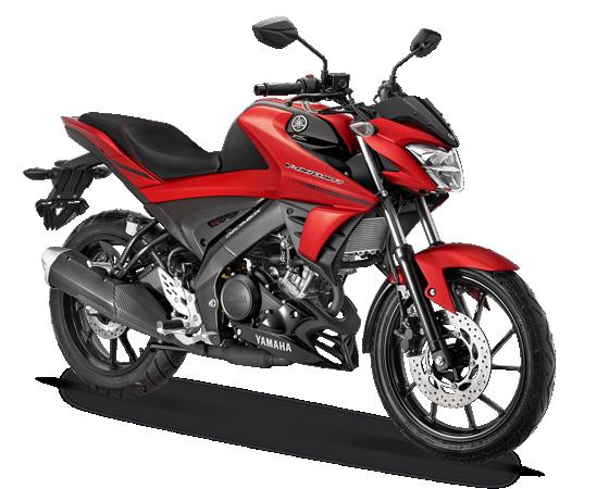 All New Vixion R Tahun 2017 Matte Red Black