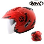 NHK Aviator Solid Red Ferrari