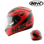 NHK GP1000 Instinct Red Ferarri Black