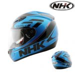 NHK GP1000 Instinct racing Instinct Blue Met Black