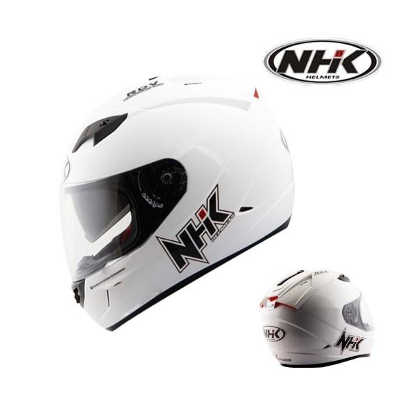 NHK GP1000 Solid White