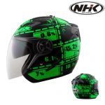 NHK Gladiator DRC Black Green