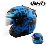 NHK Gladiator DRC Blue metal Black