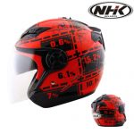 NHK Gladiator DRC Red black