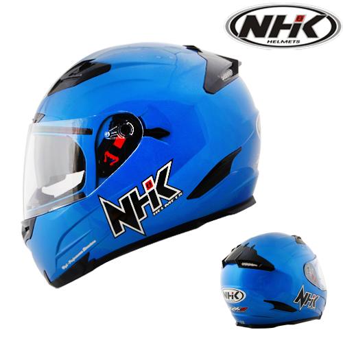 NHK RX9 Solid Blue Met