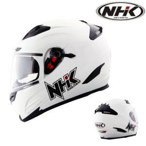 6 Tipe Helm Half Face dan Full Face NHK Terbaru + Harga