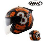 NHK Reventor 88 Black Orange