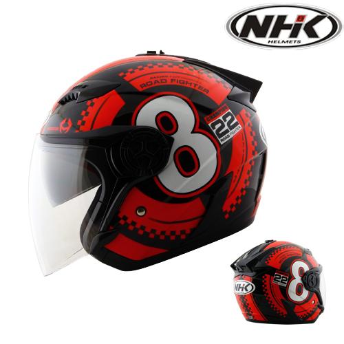 NHK Reventor 88 Black Red