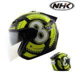NHK Reventor 88 Black Yellow