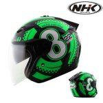 NHK Reventor 88 Black green
