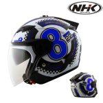 NHK Reventor 88 White Blue