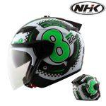 NHK Reventor 88 White Green