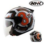 NHK Reventor 88 White Orange