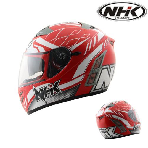 NHK Terminator Fight Red White