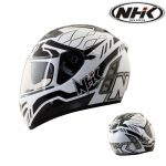 NHK Terminator Fight white Black