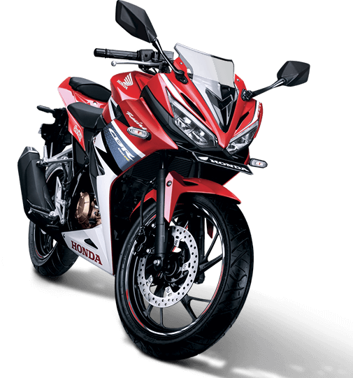 Pilihan warna dan Striping Honda All New CBR150R Merah racin Red 2017