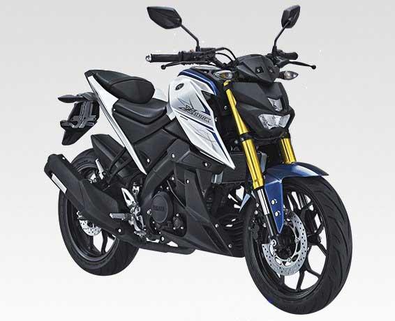 Warna dan Striping Yamaha Xabre Tahun 2017 SIlver
