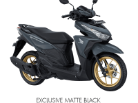 warna dan striping Honda Vario 1250 ESP 2017 Exclusive Matte Black