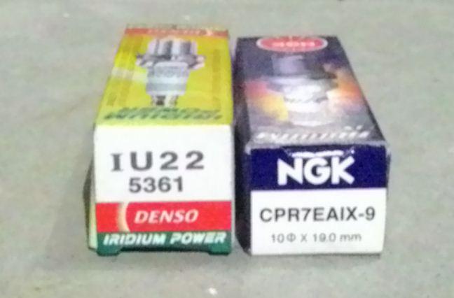 NGK dan Denso