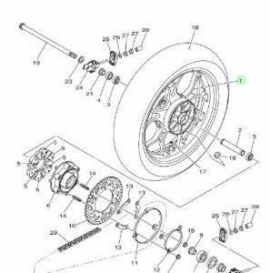 Daftar Harga Velg Ori Motor Yamaha Terbaru