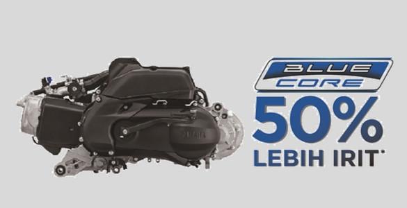 Mesin 125 cc blue core all new x ride 125