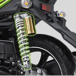 Suspensi atau Shockbreaker belakang All New X Ride 125