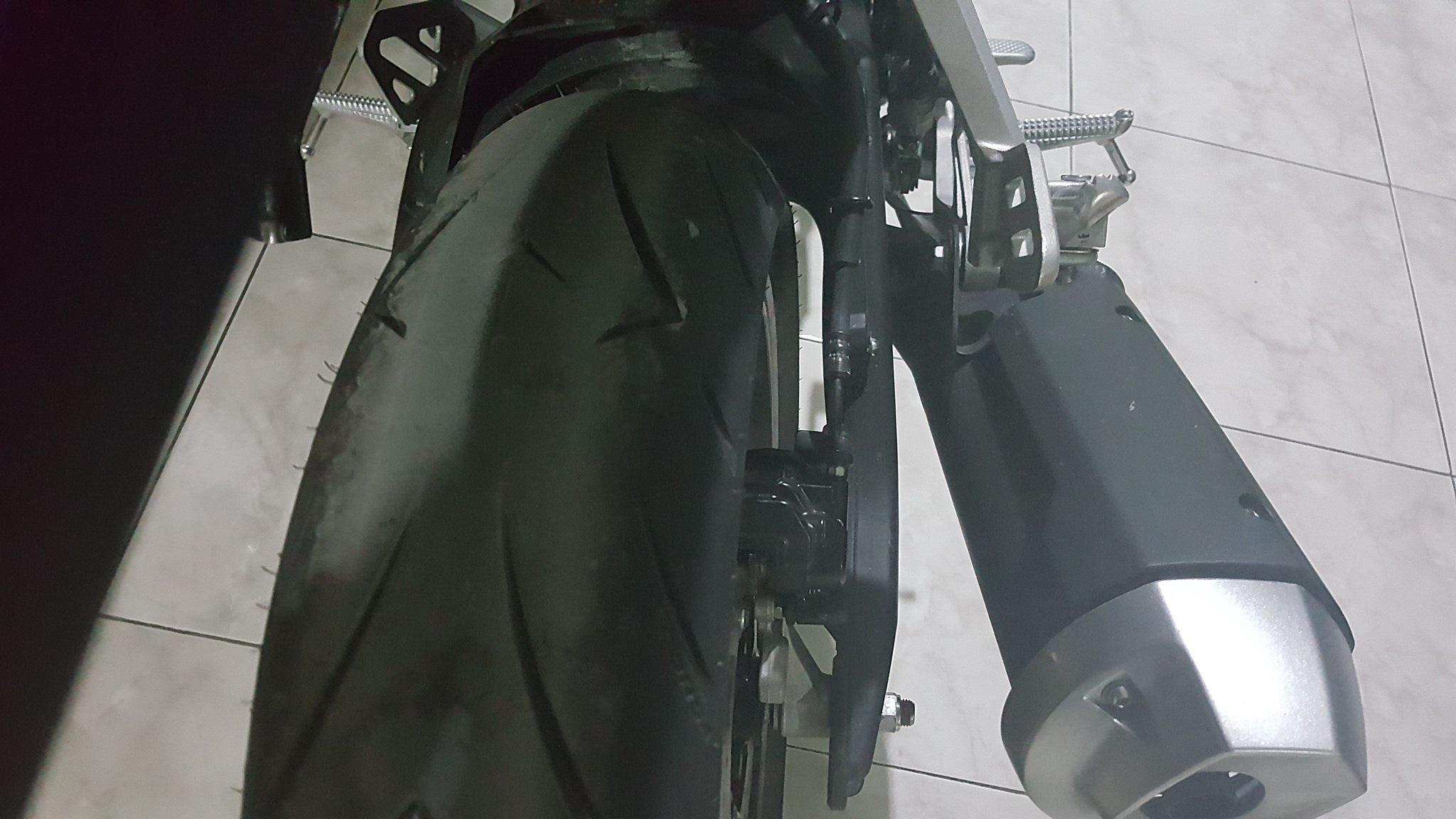 Yamaha All New R15 VVA Ban 150 dan 120 5