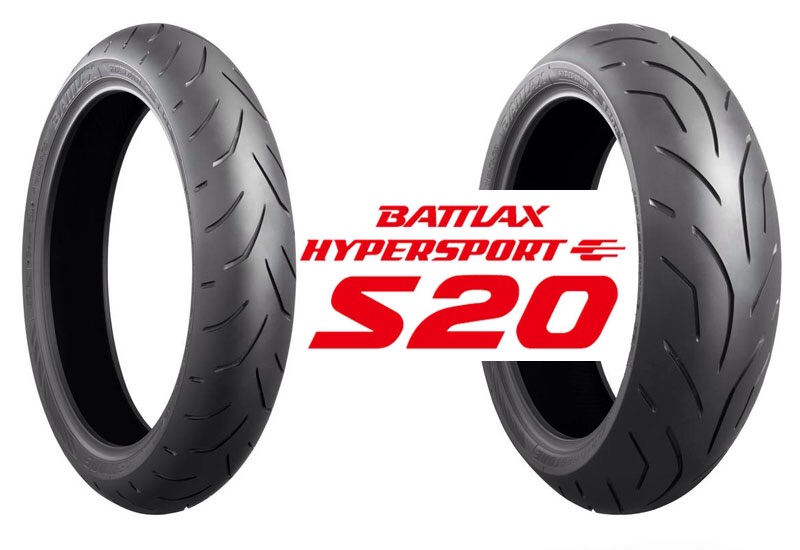 Ban Battlax Hypersport S20