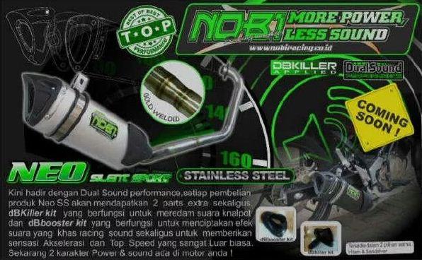 Nob1 Neo SS Dual Sound