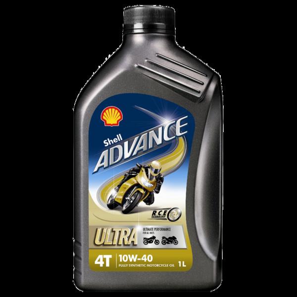 Shell Advance Ultra