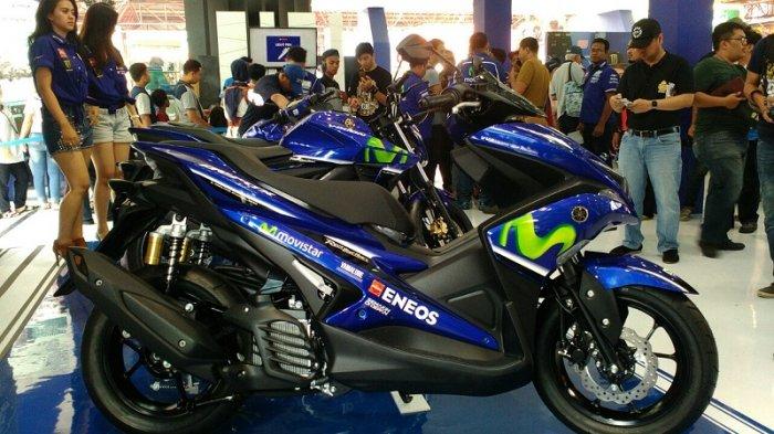 Harga Yamaha R Movistar