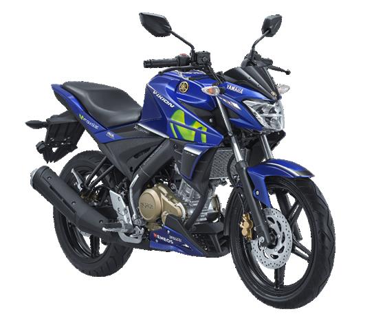 Yamaha All New Vixion Movistar Tahun 2017