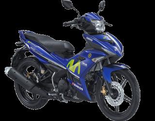 Yamaha MX King Movistar Tahun 2017