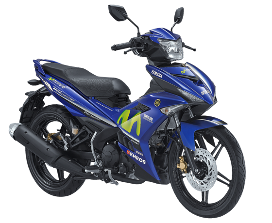 Yamaha MX King Movistar Tahun 2017