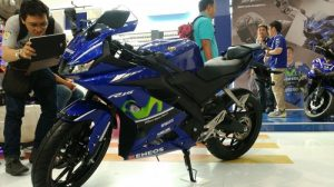 Yamaha all-new R15 VVA 155 Movistar 2017