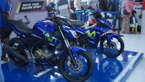 Yamaha all-new Vixion Movistar 2017