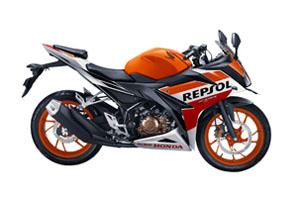 All New CBR 150R Repsol