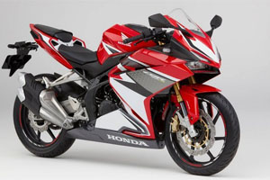 All New CBR250RR Racing Red(ABS)