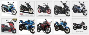 20 Daftar Harga Motor Sport, Bebek, dan Matic 150cc Terbaru