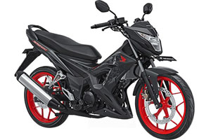 New Sonic 150R Special (Black)