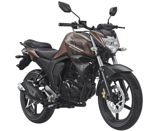 Striping All New Byson FI 2017 Matte Brown