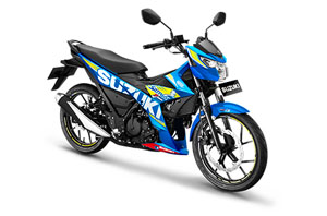 Suzuki All New Satria F 150