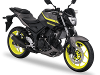 Yamaha MT25 Matte Grey 2017-2018